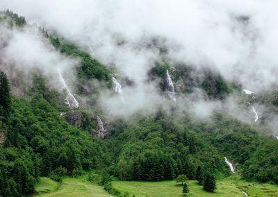 Grimselpass Wasserfälle
