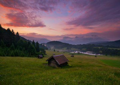 Geroldsee-Garmisch Partenkirchen