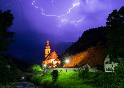 Kirche in Ramsau-Berchtesgaden