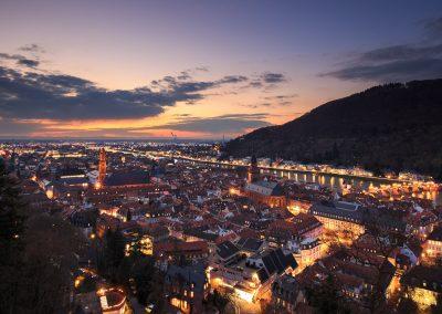Lichter von Heidelberg