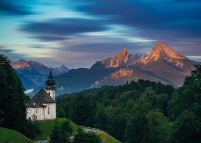 Wallfahrtskirche Maria Gern-Berchtesgaden